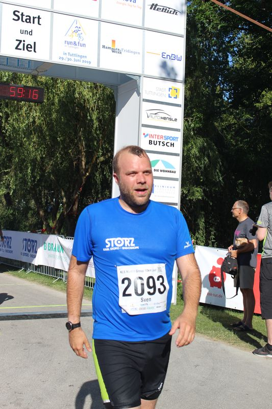 10km.Start&Ziel-Gaad 10