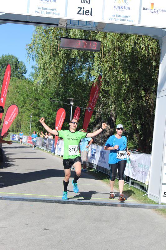 10km.Start&Ziel-Gaad 37