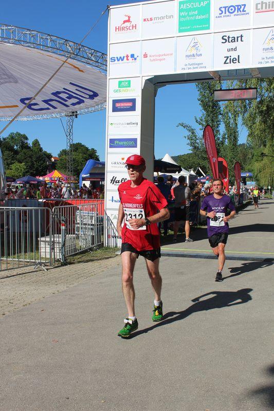 10km.Start&Ziel-Gaad 45