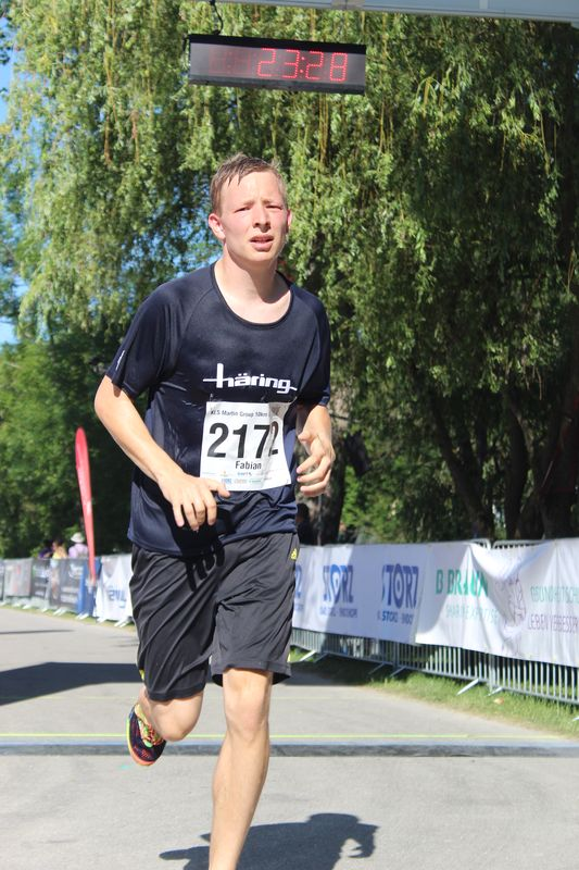 10km.Start&Ziel-Gaad 69