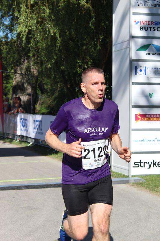 10km.Start&Ziel-Gaad 74