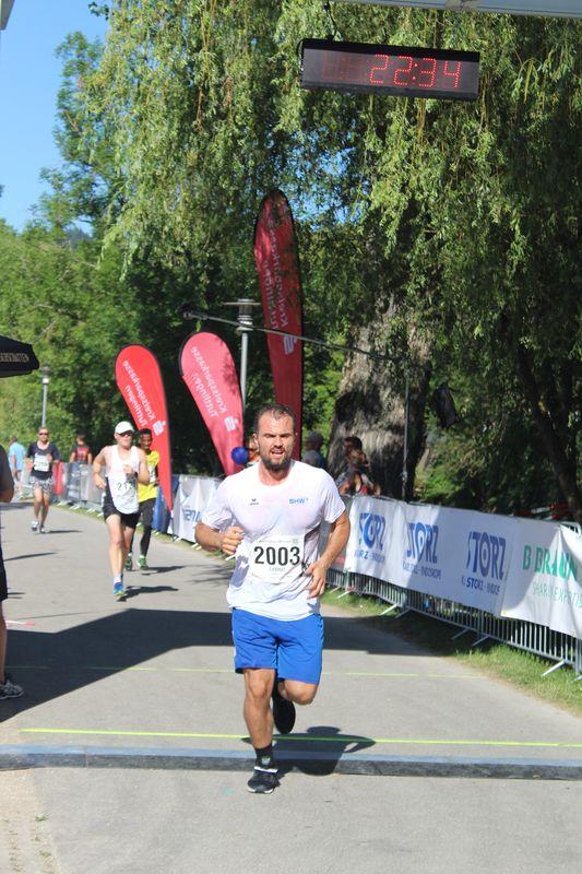 10km.Start&Ziel-Gaad 76