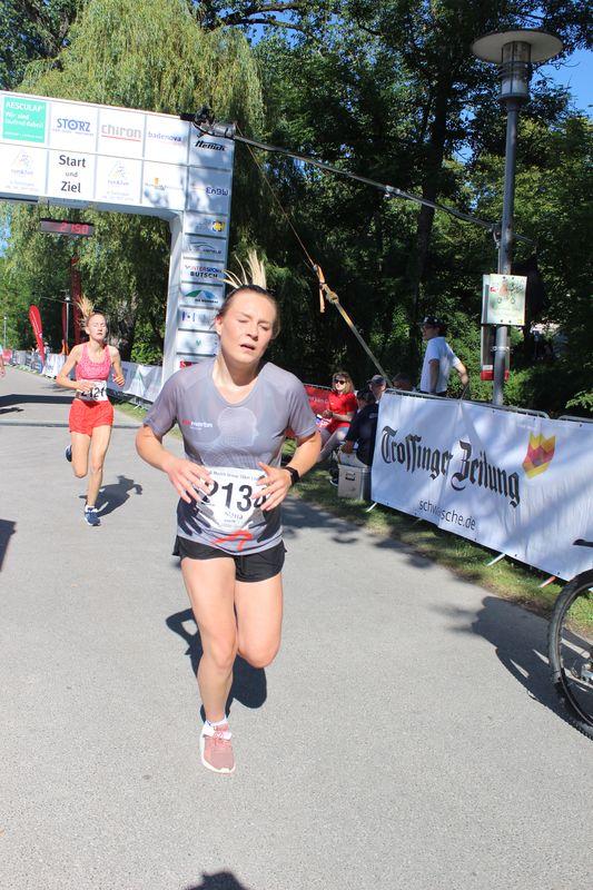 10km.Start&Ziel-Gaad 77