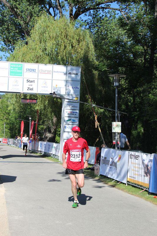 10km.Start&Ziel-Gaad 81