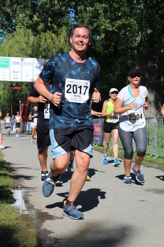 10km.Start&Ziel-Gaad 91