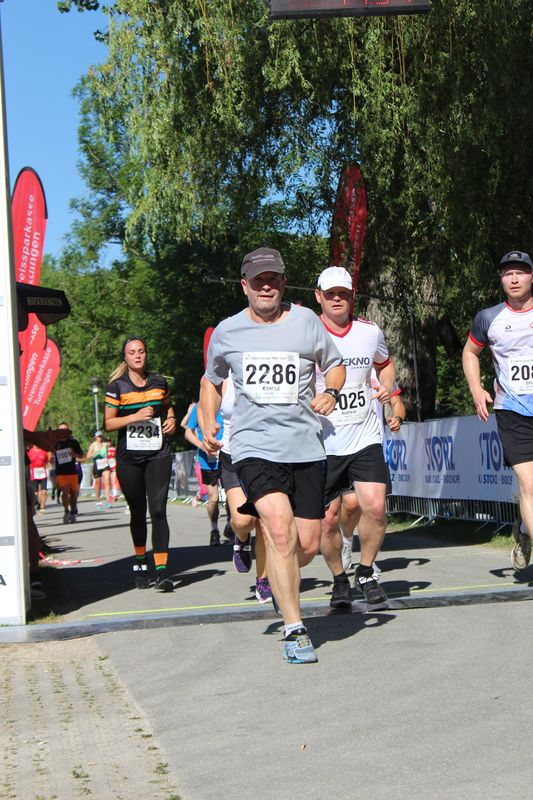10km.Start&Ziel-Gaad 96
