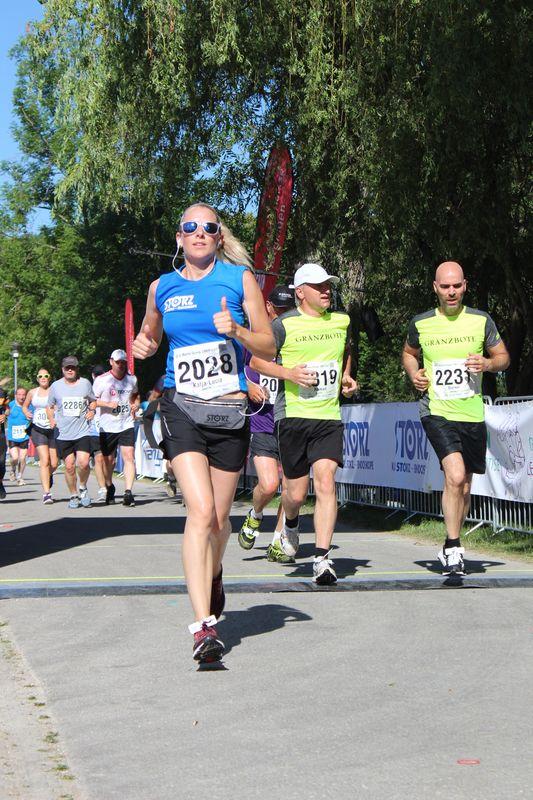 10km.Start&Ziel-Gaad 97