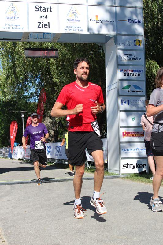 10km.Start&Ziel-Gaad 98