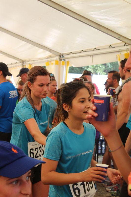 5km.Start&Ziel-Gaad 09