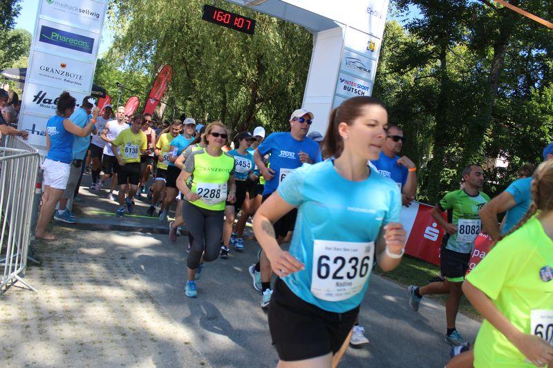 5km.Start&Ziel-Gaad 100