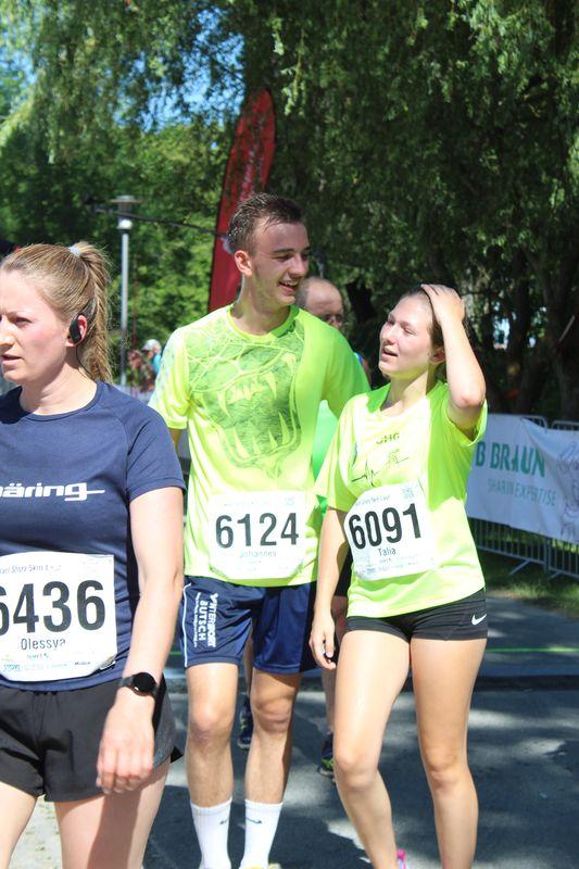 5km.Start&Ziel-Gaad 17