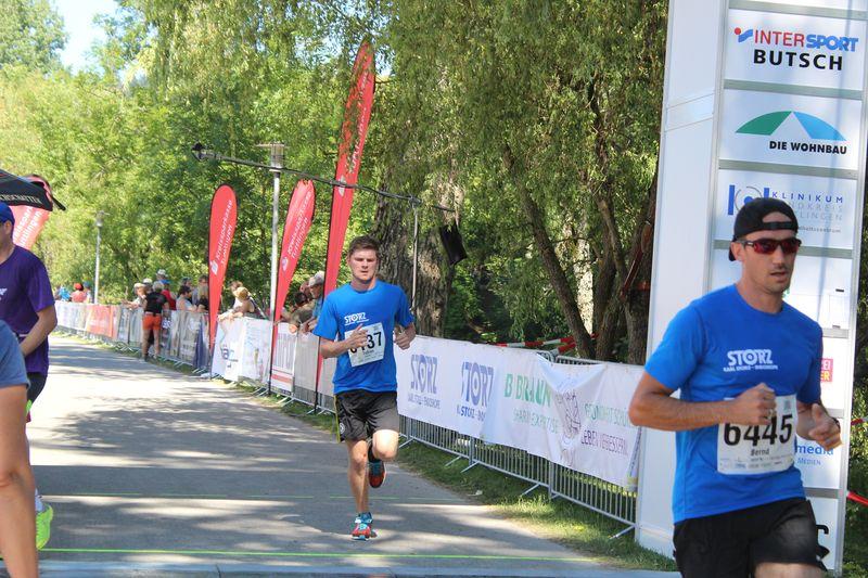 5km.Start&Ziel-Gaad 84