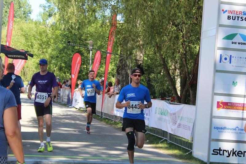 5km.Start&Ziel-Gaad 85