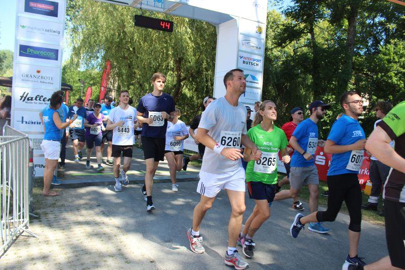5km.Start&Ziel-Gaad 87