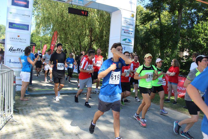 5km.Start&Ziel-Gaad 90