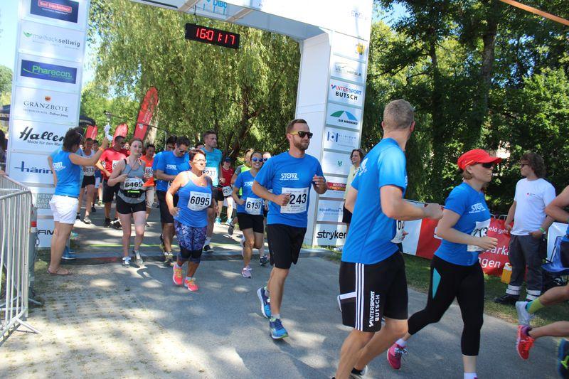 5km.Start&Ziel-Gaad 92