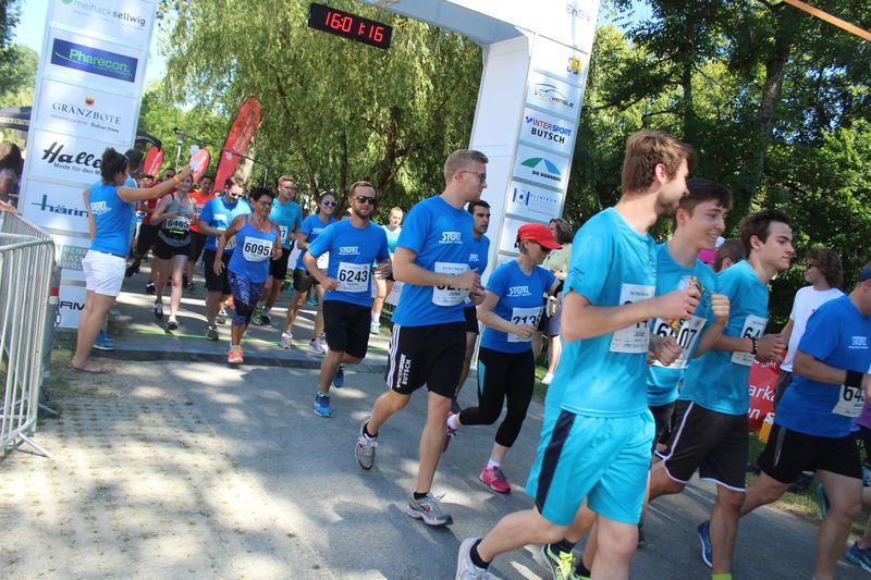 5km.Start&Ziel-Gaad 93