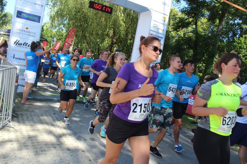 5km.Start&Ziel-Gaad 94