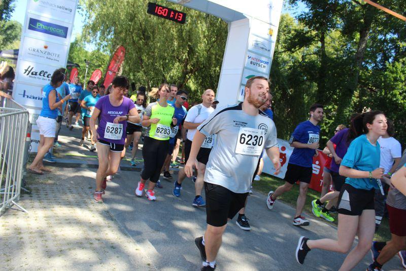 5km.Start&Ziel-Gaad 96