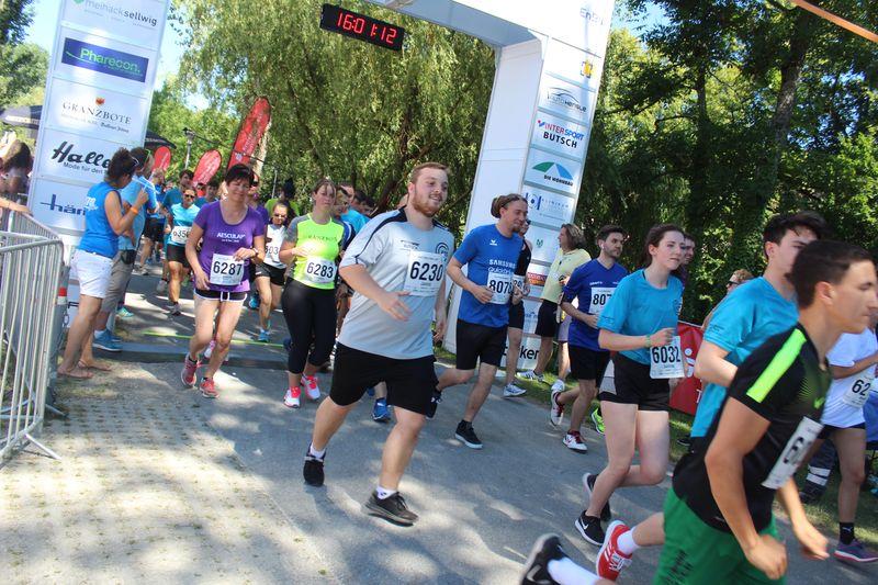 5km.Start&Ziel-Gaad 97