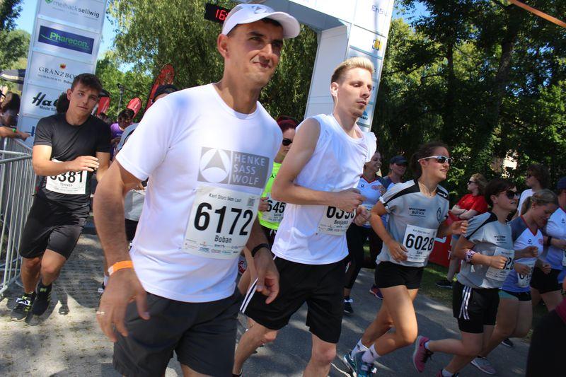 5km.Start&Ziel-Gaad 98