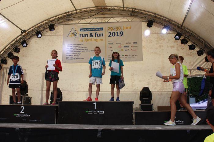 Run und Fun 2019_SiegerehrungenSamstag_FL43